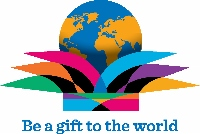 Be a gift to the World Rotary Logo