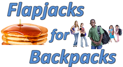 flapjacks for backpacks
